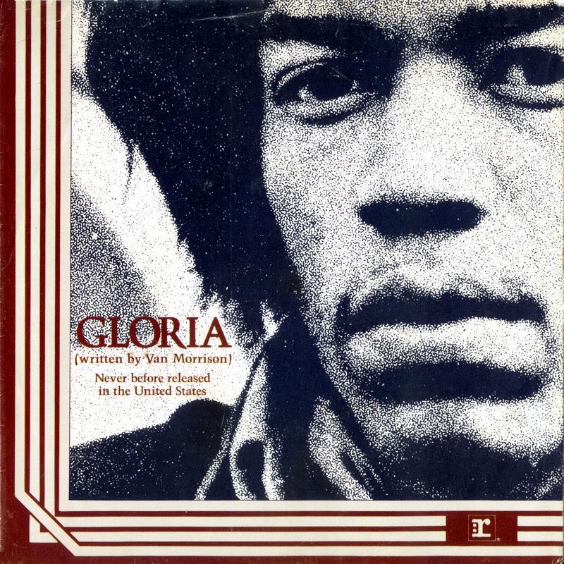 Discographie : 45 Tours : SP,  EP,  Maxi 45 tours 1979%20Reprise%20EP-2293-GloriaFrontUSA