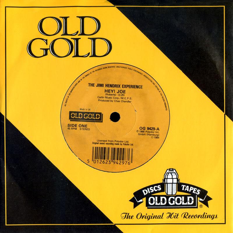 Discographie : 45 Tours : SP,  EP,  Maxi 45 tours - Page 5 1984%20OldGold%20OG9429-HeyJoe-StoneFreeA