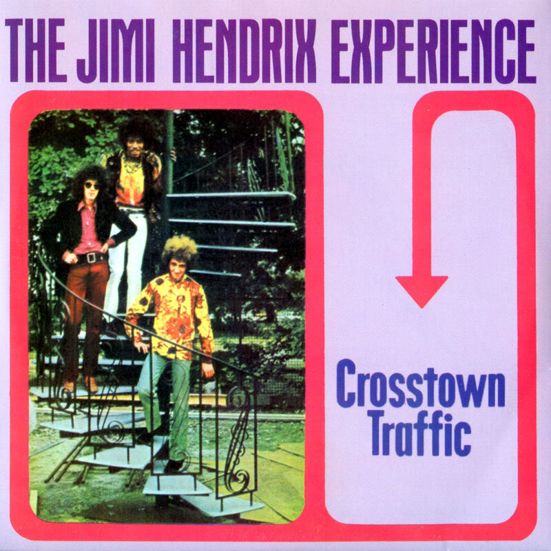 Discographie : 45 Tours : SP,  EP,  Maxi 45 tours - Page 2 1998%20Experience%20Hendrix%20RTH-1007-CrosstownTraffic-If6Was9Front