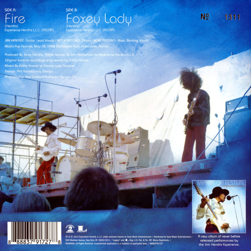 Discographie : 45 Tours : SP,  EP,  Maxi 45 tours - Page 11 2013%20Experience%20Hendrix%2088837917278%20FireFoxeyLadyBack