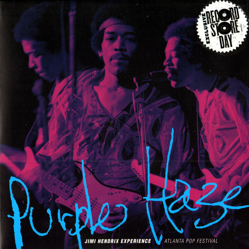 Discographie : 45 Tours : SP,  EP,  Maxi 45 tours - Page 11 2015%20Experience%20Hendrix%2088875073207%20-%20Purple%20Haze-Freedom%20Front