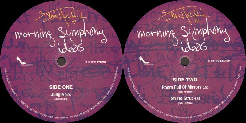Discographie : 45 Tours : SP,  EP,  Maxi 45 tours - Page 11 DaggerRecords889853716074-MorningSymphonyIdeasLabel