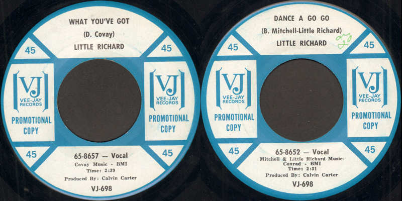 Discographie : Enregistrements pré-Experience & Ed Chalpin  - Page 8 1965-Vee-Jay65-8657-LittleRichard-WhatYouveGot-DanceAGogoPromo