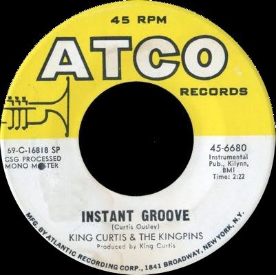 Discographie : Enregistrements pré-Experience & Ed Chalpin  Atco45-6680-KingCurtisTheKingpins-InstantGroove-SweetInspirationvignette
