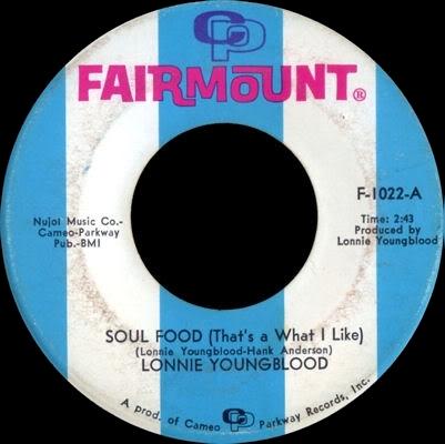 Discographie : Enregistrements pré-Experience & Ed Chalpin  FairmountF1022-LonnieYoungblood-GoodbyeBessieMaevignette