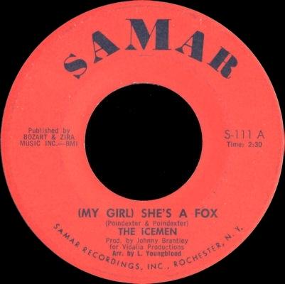 Discographie : Enregistrements pré-Experience & Ed Chalpin  SmarS-111-Shesafox-WhatItTakesvignette
