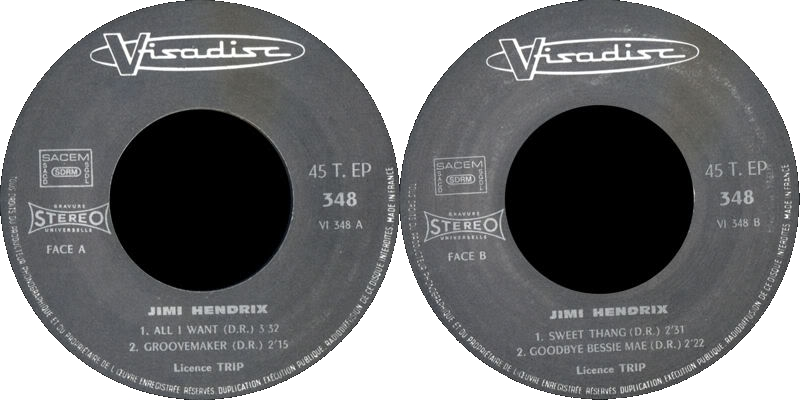 Discographie : Enregistrements pré-Experience & Ed Chalpin  - Page 3 Visadicvi348-AllIWant-Groovemaker-SweetThang-GoodbyeBessieMaeLabel