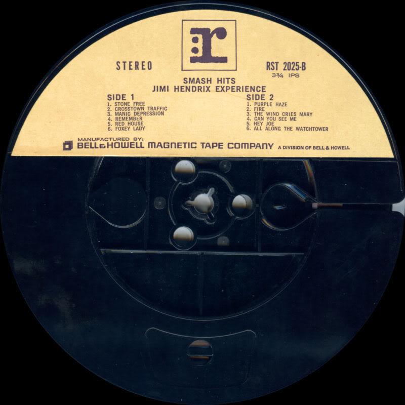 Discographie : Rééditions & Compilations SmashHitsReeltoreelLabel