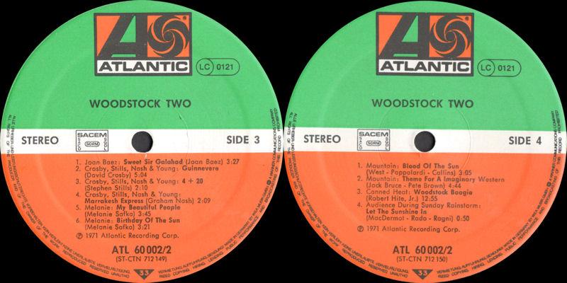 Discographie : Rééditions & Compilations - Page 11 AtlanticATL60002WoodstockTwoLabel2_zpsd0fd3cb2