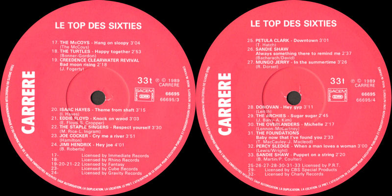 Discographie : Rééditions & Compilations - Page 11 Carrere66695-LeTopDesSixtiesLabel2_zps44d753dc