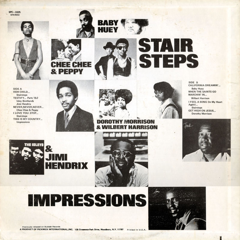Discographie : Rééditions & Compilations - Page 11 PickwickSPC3325-StairStepsampOtherBack_zps7c5b16b1